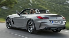 Le nouveau Z4 de BMW annonce ses quatre-cylindres et ses caractéristiques