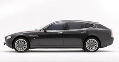 Bellagio Fastback : un break Maserati Quattroporte !