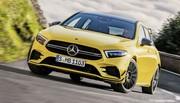 Mercedes-AMG A35 4Matic (2019) : première salve en attendant l'A45