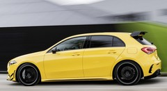 Mercedes-AMG relance les hostilités avec la A 35