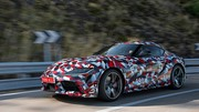 Essai Toyota GR Supra : Prometteuse