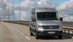 Au volant du Volkswagen e-Crafter