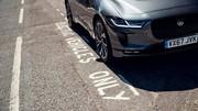 Jaguar relie Londres à Bruxelles d'une traite avec son I-Pace