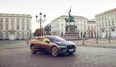 Jaguar I-Pace, de Londres à Bruxelles en une seule charge !