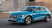 Audi e-tron : SUV familial électrique 5 places