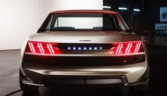 Peugeot e-LEGEND Concept : le come-back de la 504 coupé