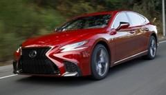 Essai Lexus LS 500 : oui, ça existe !