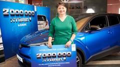 Toyota a écoulé 2 millions d'hybrides en Europe