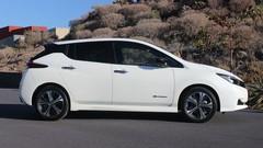 Nissan : une Leaf avec une plus grande autonomie serait au programme
