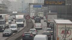La France a les voitures les plus « sales » de l'UE