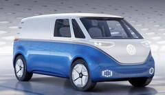 Volkswagen ID Buzz Cargo : le Combi utilitaire électrique