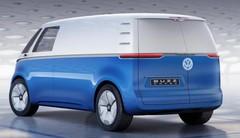 Volkswagen ID Buzz Cargo : le Combi électrique se fait utilitaire