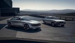 Peugeot e-Legend Concept : un bel hommage