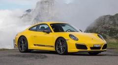 Essai Porsche 911 Carrera T: la quête du sens