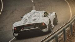 Mercedes-AMG Project One : dernières séances de mise au point