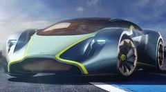 "Aston Martin officialise la ""baby-Valkyrie"" avec la 003"