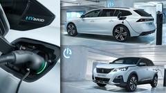 Peugeot 3008 et 508 Hybrid (2019) : jusqu'à 300 ch et rechargeable
