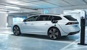 Peugeot dévoile les 3008 et 508 hybrides rechargeables