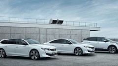 Peugeot présente sa gamme hybride rechargeable