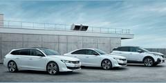 Peugeot annonce les 508 et 3008 hybrides
