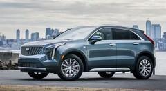 Cadillac XT4 : en Amérique avant l'Europe