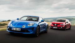 Essai Alpine A110 vs Renault Mégane RS : roulez jeunesse
