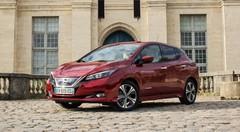 Essai Nissan Leaf : Toujours plus loin ?