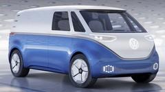 Volkswagen I.D. Buzz Cargo : le nouveau Combi en mode utilitaire