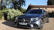 Essai Mercedes Classe C Break W205 (2019) : C' toujours la vie de C'hâteau en classe C