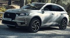 DS 7 Crossback E-Tense 4×4 (2019) : le SUV plug-in hybride de 300 ch
