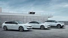 Peugeot dévoile sa gamme hybride rechargeable