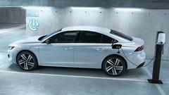 3008 et 508 Hybrid4 : les Peugeot hybrides rechargeables