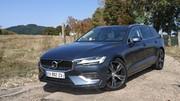 Essai Volvo V60 : Le renouveau du break