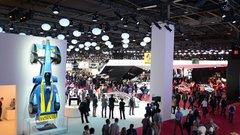 Le plan des halls du Mondial de l'Auto 2018 dévoilé