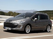 """Essai Peugeot 308 SW 1.6 HDi 110 ch : La 308 """"Spéciale Wacances"""""""