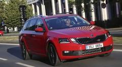 Škoda Octavia G-Tec : 130 ch avec du CNG