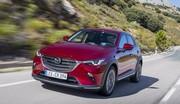 Essai Mazda CX-3 1.8 Skyactiv-D 115 ch (2018) : restylage d'ingénieurs