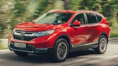 Honda revient à l'hybride avec son CR-V