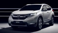 Honda CR-V: l'hybride est prêt, prix dès 34600 €