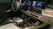 Bienvenue à bord du futur BMW X7