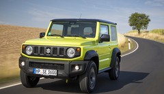 Essai Suzuki Jimny 2018 : seul au monde