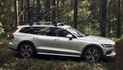 Volvo V60 Cross Country : Baroudeuse stylée !