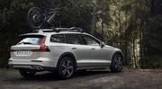 Volvo dévoile le nouveau V60 Cross Country