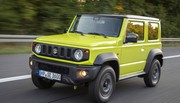 Essai Suzuki Jimny : délicieux anachronisme