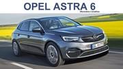 La nouvelle Opel Astra est prévue pour 2021