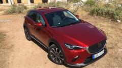 Essai Mazda CX-3 2018 : très léger repoudrage