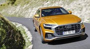 Essai Audi Q8 : le SUV coupé qui n'en a pas l'air