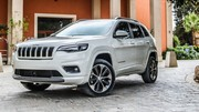 Essai Jeep Cherokee restylé : manières de Yankee