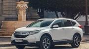Honda : le CR-V hybride dévoile tout !