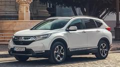 Le SUV Honda hybride homologué à 120 g/km de CO2